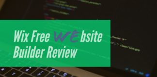 Wix Free Website Builder Review