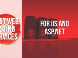 Best Web Hosting Services For IIS and ASP.NET